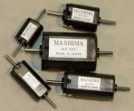 MA1833FD – Motor, Mashima Ø23x18x33 flat can Ø2×10 shafts – CURRENTLY OUT OF STOCK
