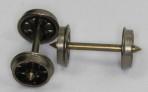 236.238 – Wheel Pair 10.5 8 spoke 23.8mm axle 16.5 g