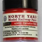 NZRP03 – Paint, Carnation Red 30ml