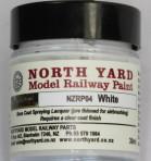 NZRP04 – Paint, White 30ml