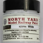 NZRP04 – Paint, White 30ml