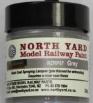 NZRP07 – Paint, Grey 30ml