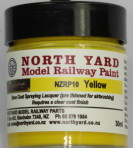 NZRP10 – Paint, Yellow 30ml