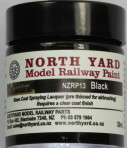 NZRP13 – Paint, Black 30ml