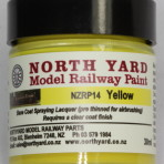 NZRP14 – Paint, Yellow 30ml