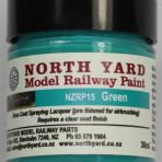 NZRP15 –  Paint, Green 30ml
