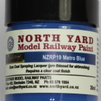 NZRP19 – Paint, Blue Metro 30ml