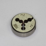 3120 – Circular Die M2 x 0.4 H.S.Steel