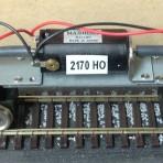 RTR Loco Mechanism QR2170
