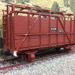Hc Cattle Wagon Kit