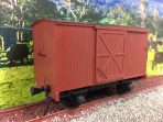 K2 Wooden Box Wagon Kit
