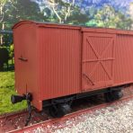 K2 Wooden Box Wagon Kit