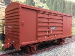 Kp Steel Box Wagon, Kit