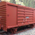 Kp Steel Box Wagon, Kit