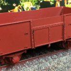 La6 Open Steel Wagon Kit