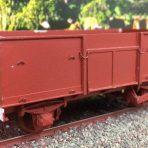 La8 Open Steel Wagon Kit