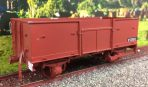 La8 Open Steel Wagon Kit