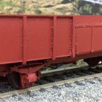 Lc2 Open High side Steel Wagon, Plain End, Kit