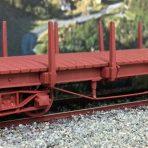 U1 Platform Bogie Wagon Kit