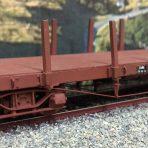 U3 Bogie Flat Top Wagon Kit