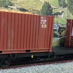 Uk Container Wagon Kit