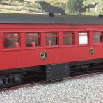 Bp 5235 – 47′ 6″ Mainline Car of 1912 Kit