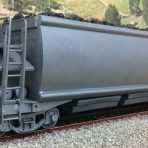 Cb2 Bogie Coal Wagon – Bottom Discharge Type Kit