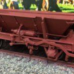 Yb3 Ballast Wagon Kit