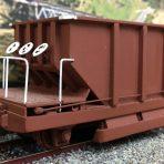 Yh Steel Ballast Wagon Kit