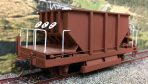 Yh Steel Ballast Wagon Kit