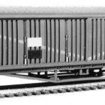 Za Bogie Box Wagon, Kit
