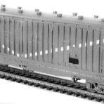 Zp Bogie Box Wagon, Kit