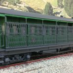 44Ft Gallery Car of 1899-1900 Kit