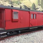 44′ Wooden Guards Van Kit (Duplicate)