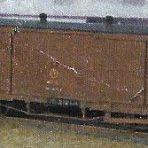 Z1 Covered Goods Wagon Kit