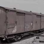 Z15a Covered Goods Wagon Kit